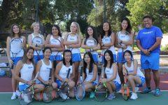 VWS Varsity Tennis Continues Their League Champs Streak
