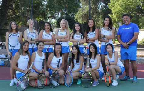 VWS Varsity Tennis Continues Their League Champs Streak