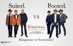 Dress classy but shoot cheesy: Kingsman 2 movie review