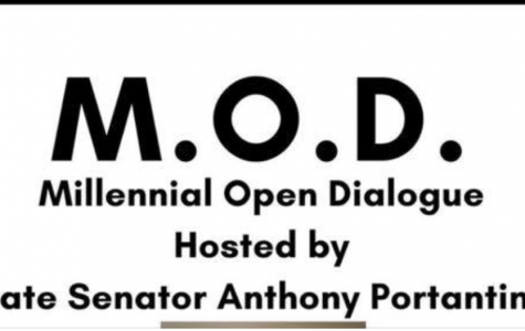 Millennial Open Dialogue with. Hon. Anthony Portantino