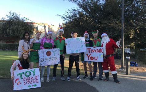 Christmas: The Season of Giving Back