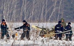 Plane Crash in Russia Kills 71 people