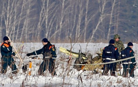 Plane Crash in Russia Kills 71 people