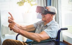 Virtual Reality Revolutionizes Assisted-Living Homes