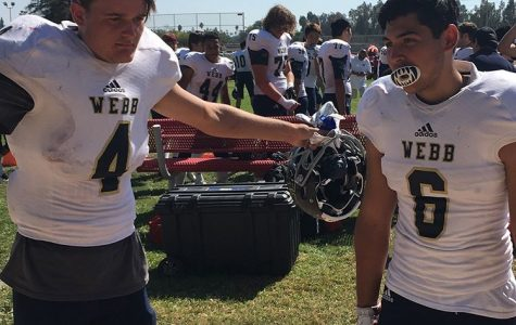 Webb football continues successful season