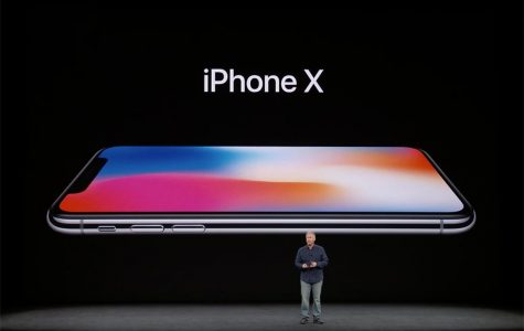 iPhone X: Apple's newest invention