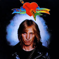 Tom Petty & the Heartbreakers were not always a hit from the start, but they worked their way up to the top and inspired people globally. Graphic courtesy of Shelter Records.