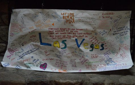 One Webb student's response to the Las Vegas tragedy