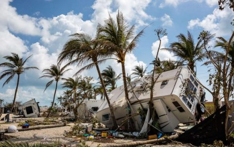 Hurricane Irma inflicts damage in Florida