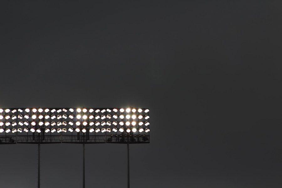 Dark+skies+engulfed+Dodger+Stadium+during+Game+6+of+the+World+Series.