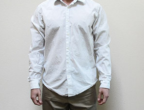 Untucked+Shirt