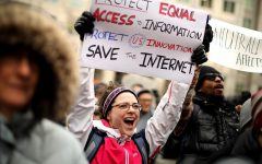 One of the most controversial issues facing America: Net Neutrality