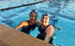 Webb swimmers make waves at CIF 2018