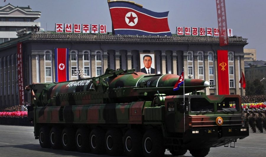 North Korea's nuclear weapons