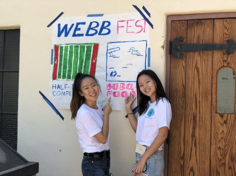 Student leaders welcome 73 new boarders to campus