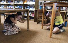 Earthquake shakes up Webbies