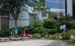 Typhoon Mangkhut devastates Hong Kong