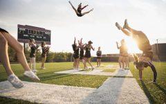 Should Webb have a cheer team?