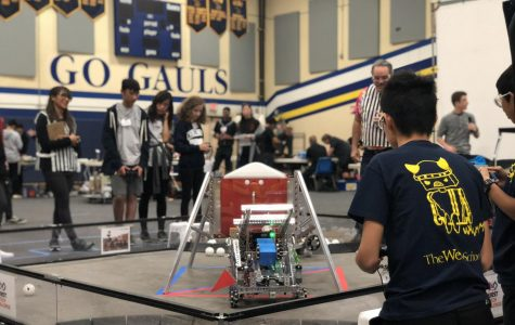 Webb robotics gears up for a fresh season
