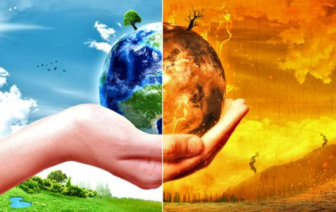Catastrophic effects of climate change