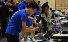 Webb robotics kicks into high gear