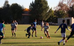 VWS varsity and WSC JV soccer go head-to-head