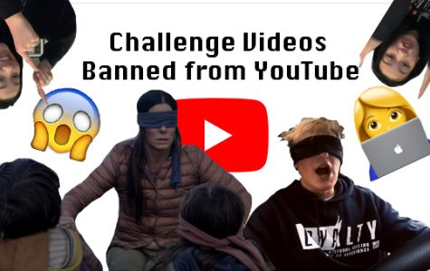 YouTube bans challenge videos