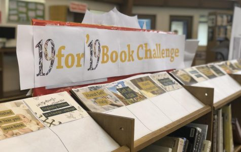 Fawcett Library announces the 19 for '19 Book Challenge