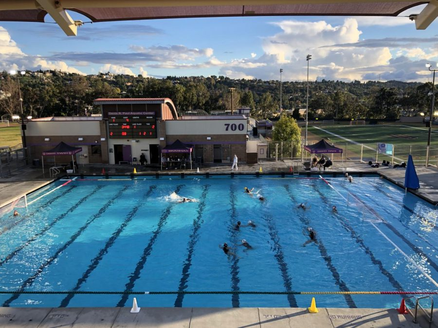 On+Saturday%2C+January+12th%2C+VWS+water+polo+competed+at+Diamond+Bar+High+School+for+the+second+half+of+the+5th+annual+Lady+Brahmas+Winter+Classic.