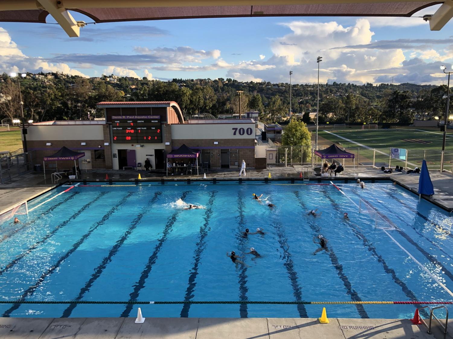 On Saturday, January 12th, VWS water polo competed at Diamond Bar High School for the second half of the 5th annual Lady Brahmas Winter Classic.