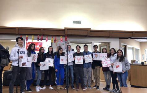 Chinese tutors bring Chinese culture to Webb for 春节 (chūn jié)