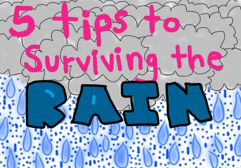 Five tips to surviving the rainy season