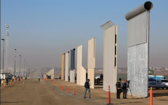 President Trump's border wall is still a work in progress
