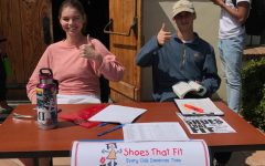 Webb community shares compassion through shoes