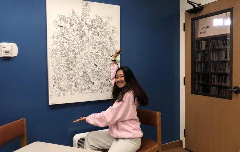 Student in Focus: Kara Sun, Artist