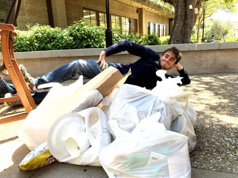Student government sparks sustainability on campus