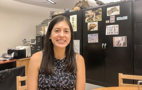 Lucy Herrero ('10) (Collections Assistant at the Alf Museum)