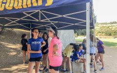 Webb cross country teams endure the heat