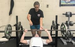 Student athletes toil to make gains