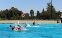 Gauls water polo racks up second home win of the season