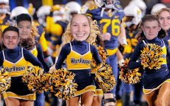 Webb needs a cheer squad