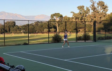 VWS varsity tennis ends historic streak into CIF