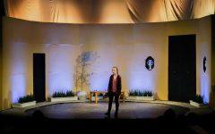 "Theater crew brings Greek tragedy ""Elektra"" to Webb"