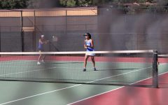 VWS tennis battles in league individual prelims