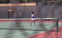 VWS tennis battles in league individual prelims