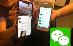 Move over Instagram! WeChat is here!