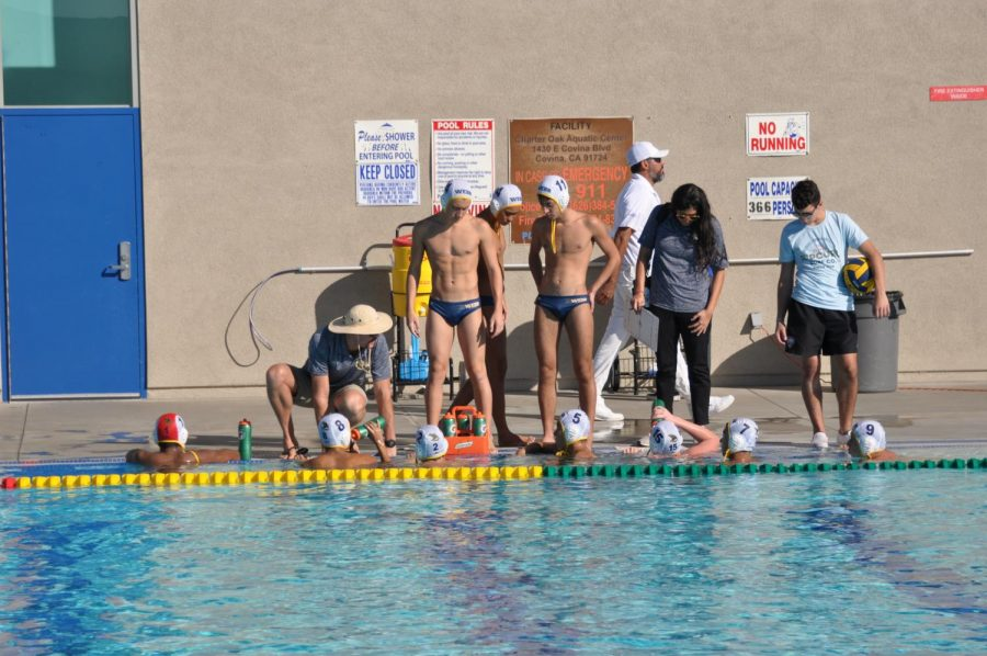 WSC water polo's season ends on a high note