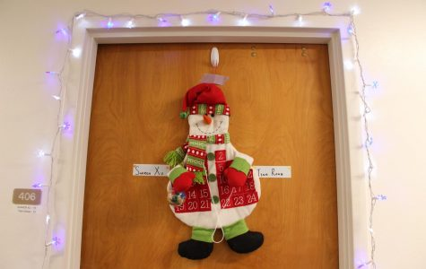 A simple guide to Holiday room decorations in the dorms