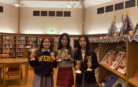 Webb debate team competes in only home tournament of the year