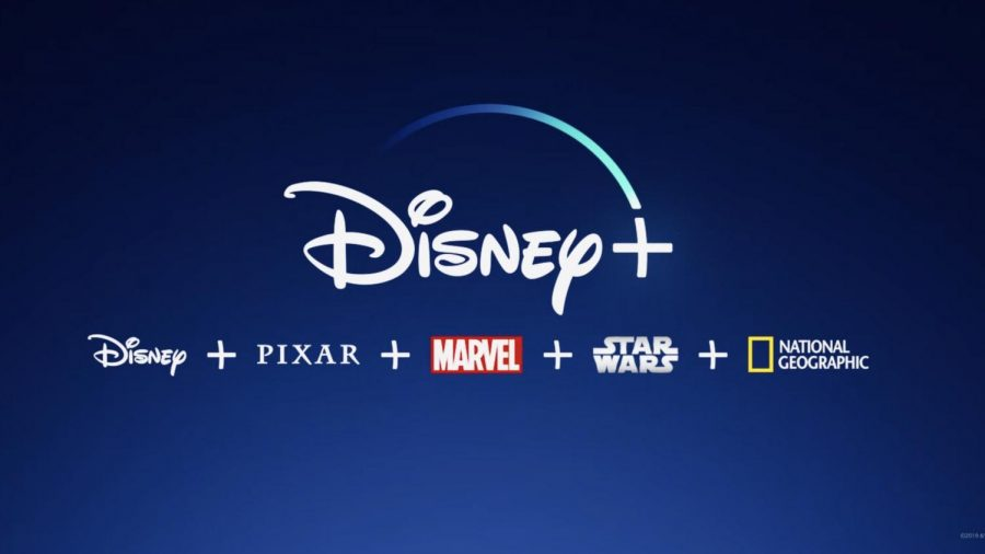 The+Logo+of+Disney%2B+features+Disney%2C+Pixar%2C+Marvel%2C+Star+Wars%2C+and+National+Geographic.+Graphic+courtesy+of+TechRadar